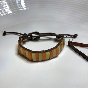 Patricia Candido custom made bracelet w/gemstones